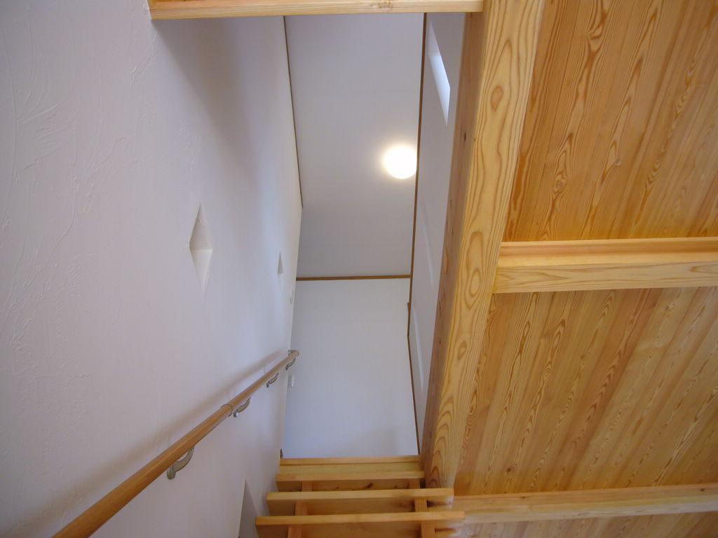 ☆オープン階段の家☆