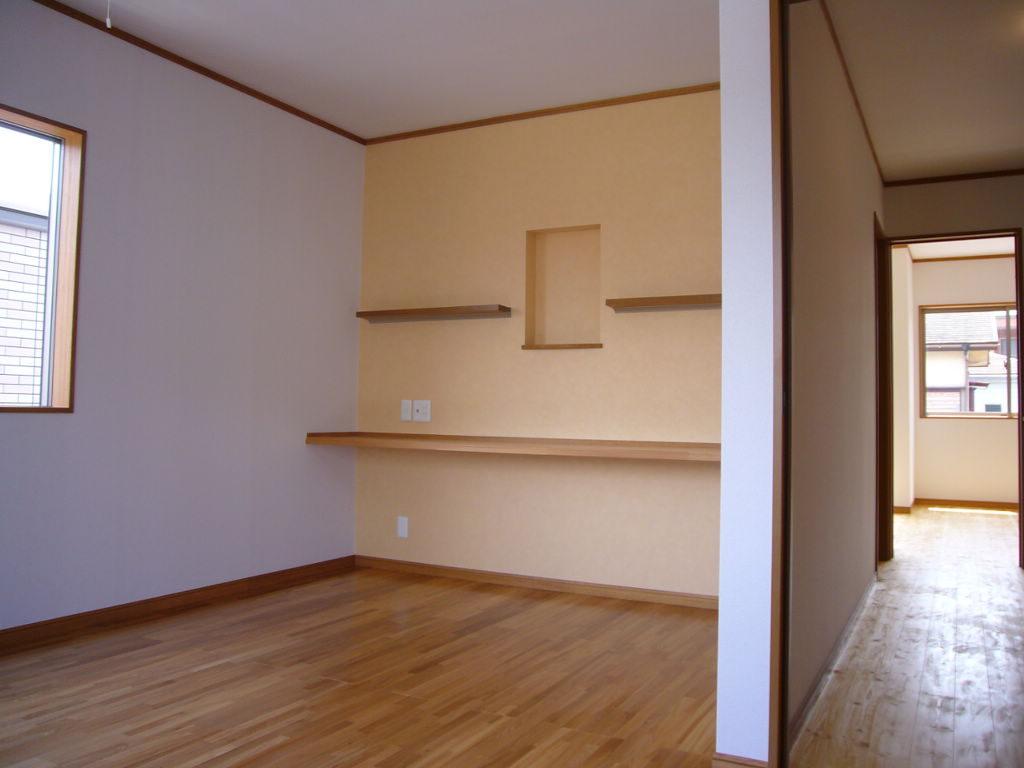 ☆堀カウンターのある家☆